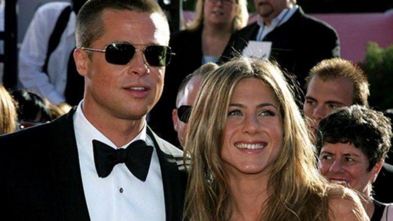 Brad Pitt y Jennifer Aniston se habrían encontrado en un hotel de lujo