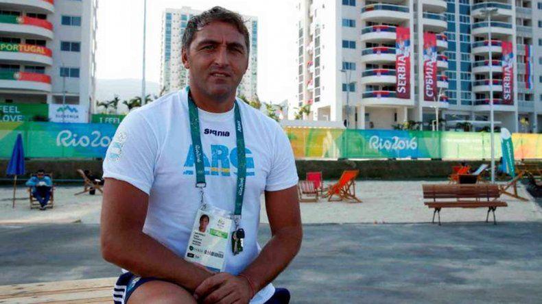 Carlos Chapa Retegui.