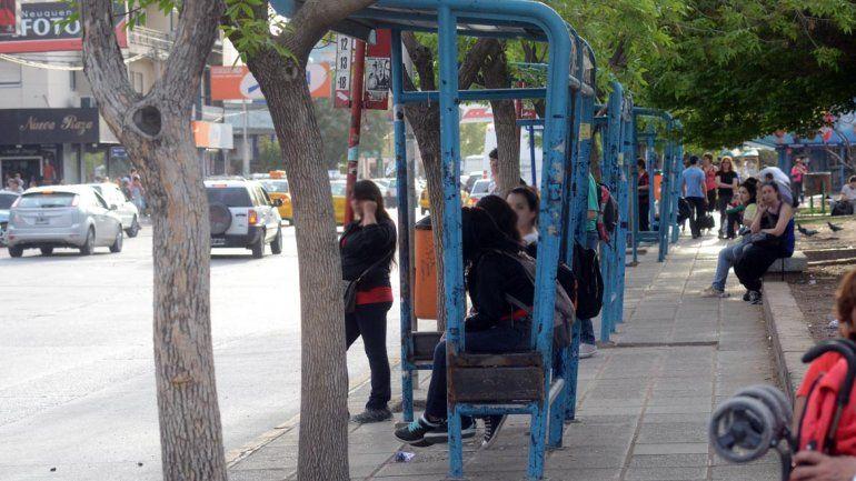 Por obras del Metrobus, para tomar el colectivo en el Bajo habrá que caminar dos cuadras