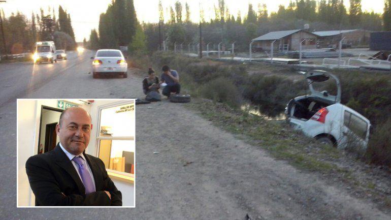 La Comisión Especial de Jury comenzó a investigar el accidente del juez Muñoz
