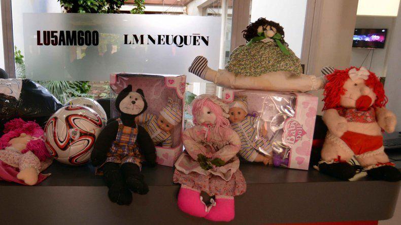 Campaña solidaria LU5: Doná un juguete, dibuja una sonrisa