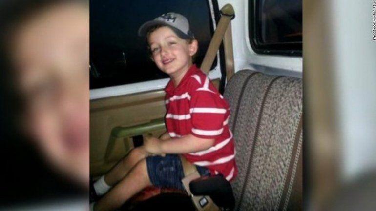 El chico tenía seis años y fue acribillado en una persecución.