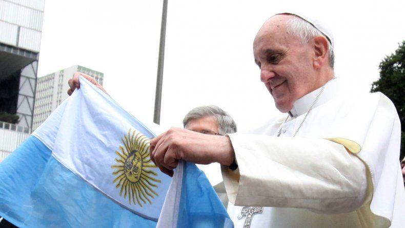 El Papa envió un mensaje de 11 minutos dedicado a los argentinos.