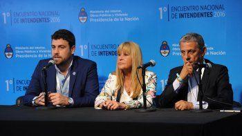 Macri escucha a todos los gobernantes, dijo el intendente Quiroga.