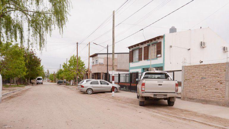 El robo se produjo en una vivienda del barrio Unión de Mayo.
