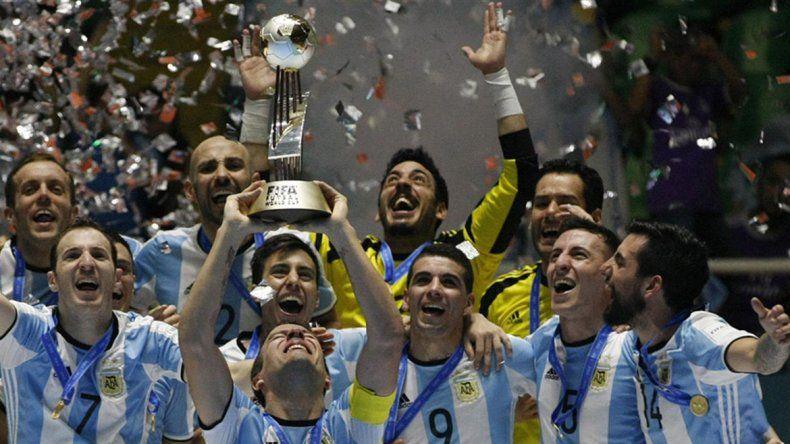 Argentina hizo un gran campeonato y se quedó con su primer Mundial.