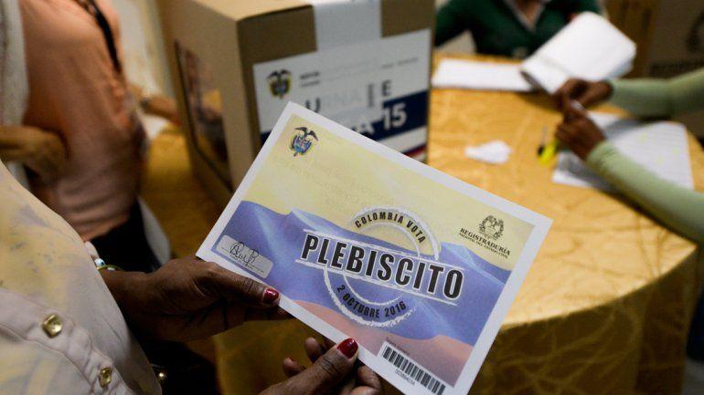 Colombia rechazó el acuerdo de paz entre las FARC y el Gobierno