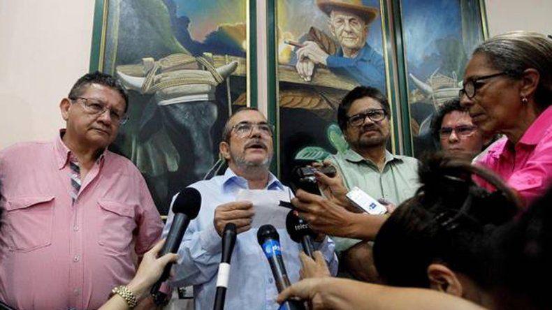 Las FARC mantendrán el cese al fuego pese al resultado del plebiscito