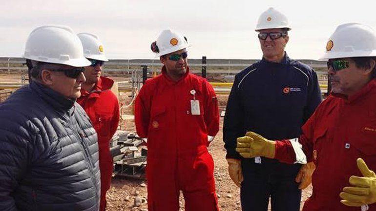Shell aportará 2500 barriles de petróleo en Vaca Muerta