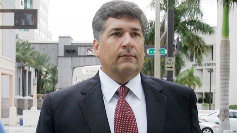 El venezolano quiso ingresar 800 mil dólares sin declarar.