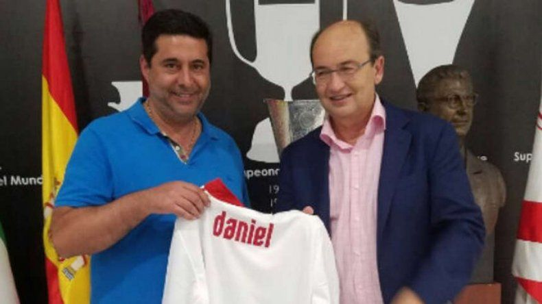 El Xeneize jugará el 11 noviembre contra el Sevilla en España.