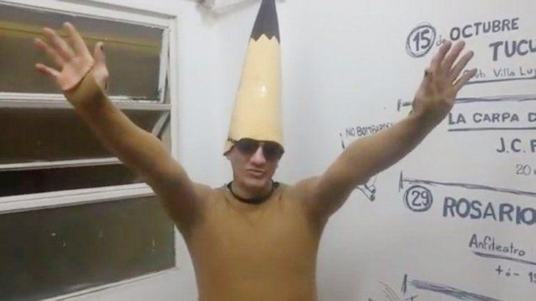 Pity publicó un video para desmentir la noticia y confirmar sus shows.