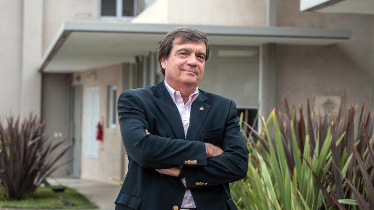 La apuesta por el gas. El titular de GyP apunta a que Neuquén se beneficie con menos importaciones.