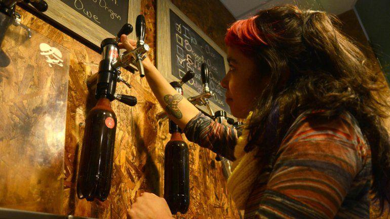 El Municipio no para de recibir solicitudes de apertura de comercios que venden cervezas artesanales.