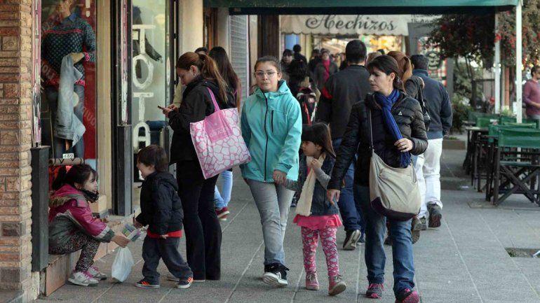 El consumo en Neuquén cayó en estos meses