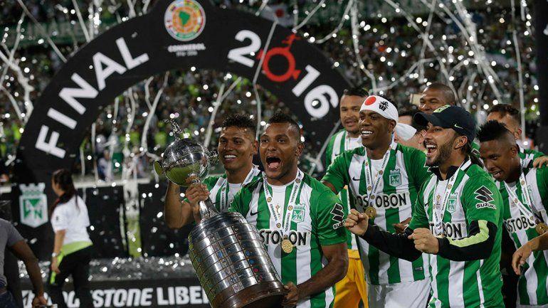 El último campeón fue Atlético Nacional de Colombia.