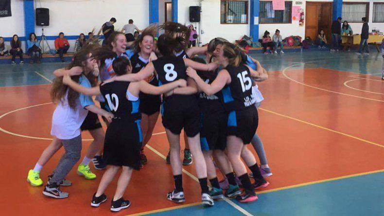 En el básquet femenino U17