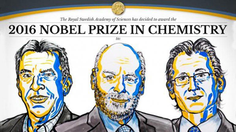 Nobel de Química para los creadores de las máquinas más pequeñas del mundo