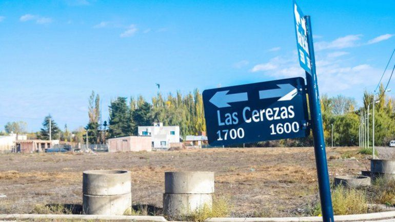 Vecinos denuncian zona liberada en un loteo de Confluencia