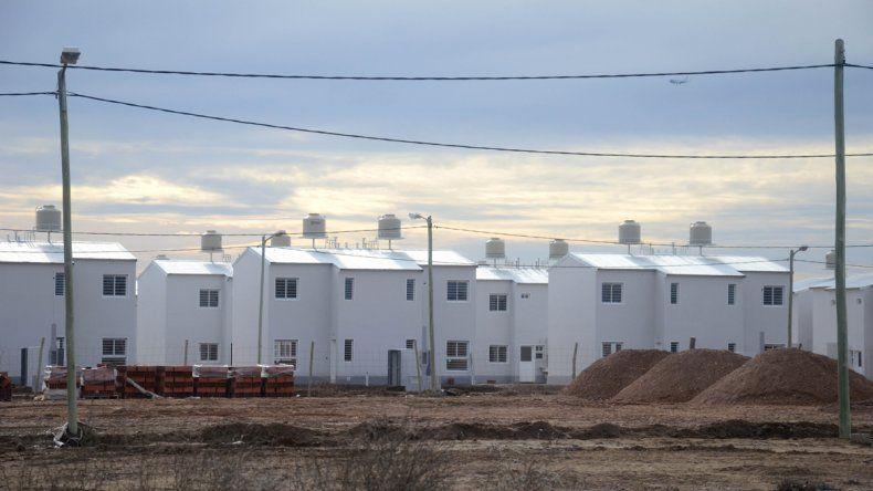 En Neuquén hacen falta más de 40 mil viviendas