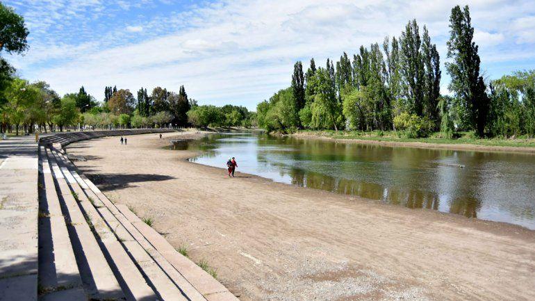 Encontraron en el río a la menor que se ausentó de su casa