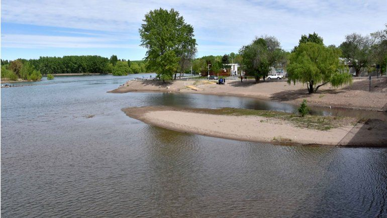 El verano está cerca y los balnearios, casi sin agua