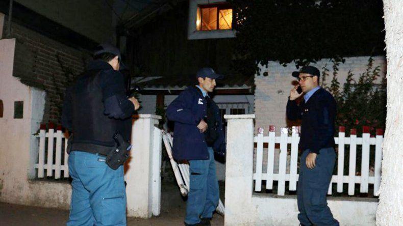 La Policía acudió al domicilio del incidente