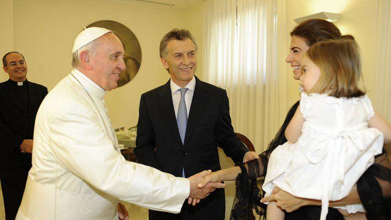 Macri realizará una visita ensamblada al Papa Francisco