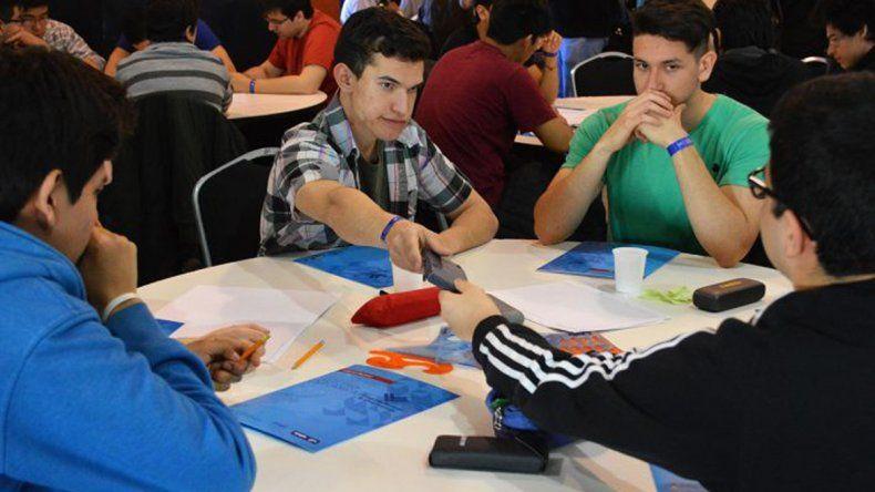 El Espacio Duam recibió a alumnos de toda la Patagonia.