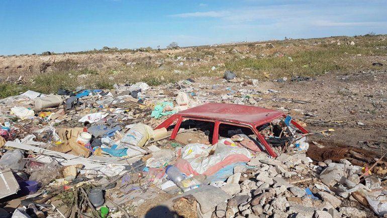Los restos de autos robados que fueron desguazados son parte de una línea de investigación de los desarmaderos.