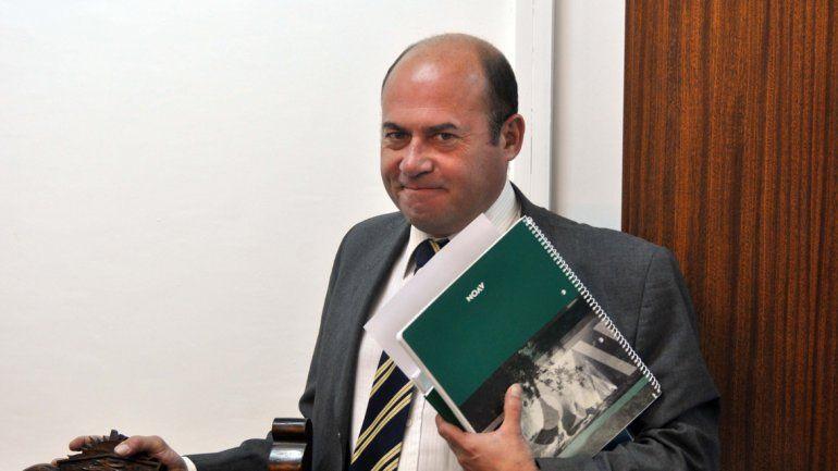 El juez Marcelo Muñoz tiene hasta el 18 de octubre para dar su versión.