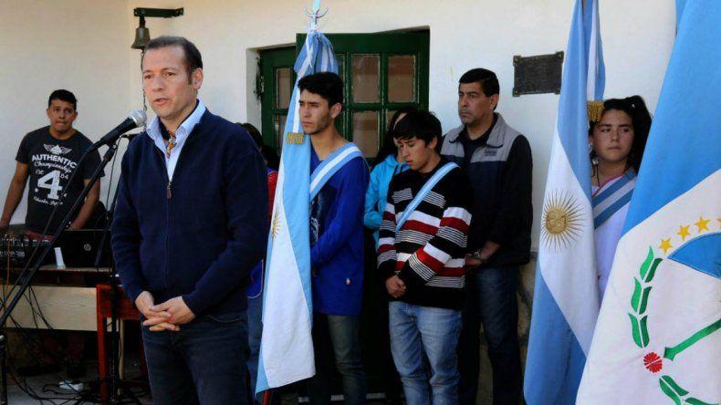Garantizan la planta de campamento de Vilú Mallín