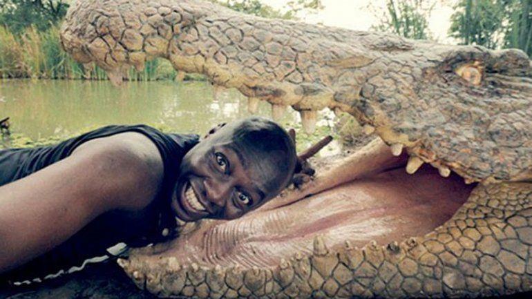 Se trata del reptil más grande del mundo
