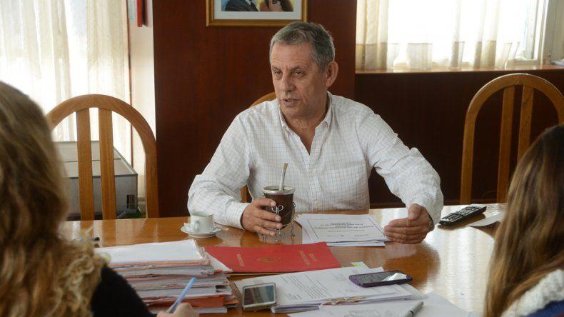 El intendente piensa en un esquema más amplio para dar pelea en los comicios del Deliberante en el 2017.