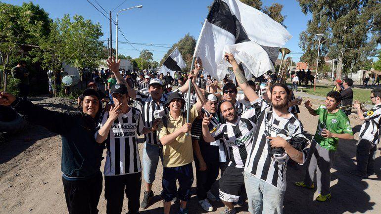 Cipolletti superó a Independiente en el clásico