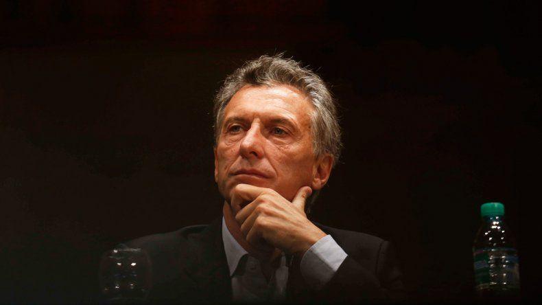 Macri: Para nada descarto la reelección en 2019