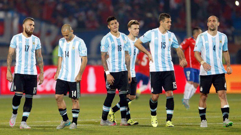 Cinco técnicos en ocho años mantuvieron una base similar de futbolistas convocados: Maradona