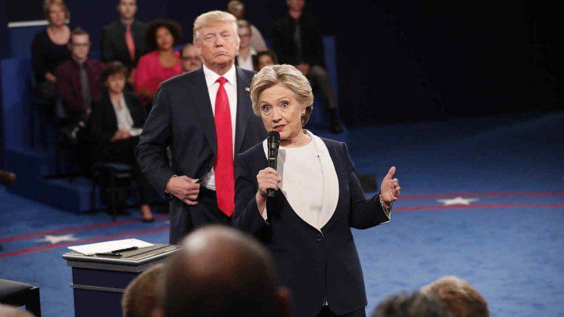 Trump y Hillarycruzaron ataques sobre escándalos sexuales en su segundo debate