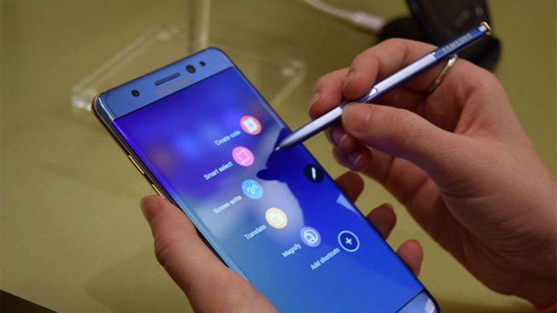 Samsung dejó de fabricar el celular que explota