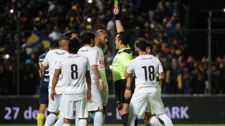 El partido (2-2) fue a los penales