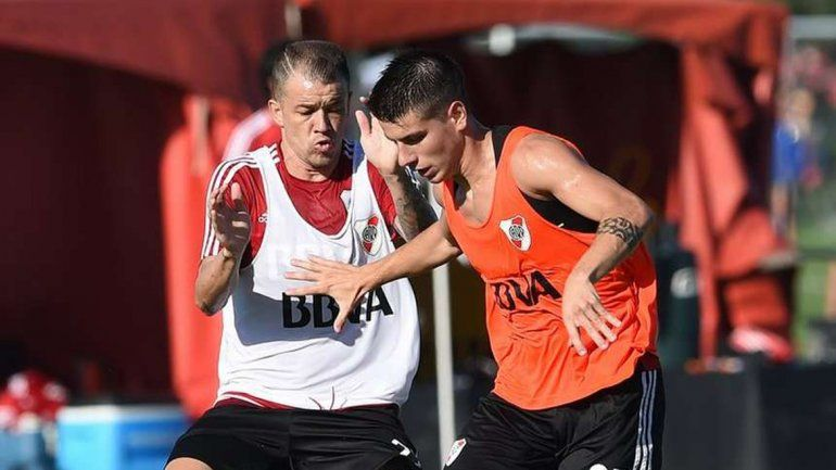 El Cabezón y Andrade pueden volver a jugar juntos.