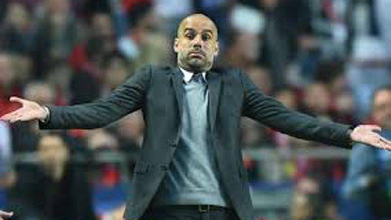 Guardiola esperó un llamado para dirigir a la Selección Argentina