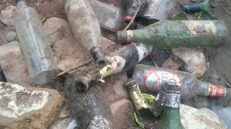 La casa atacada a piedrazos y botellazos por una rivalidad entre pibes.