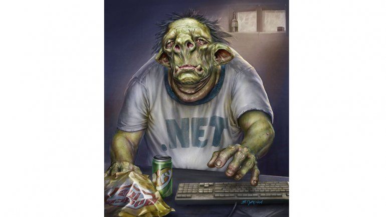 El anonimato que ofrece internet permite que este modelo de psicopatía se mueva con comodidad en el cyberespacio
