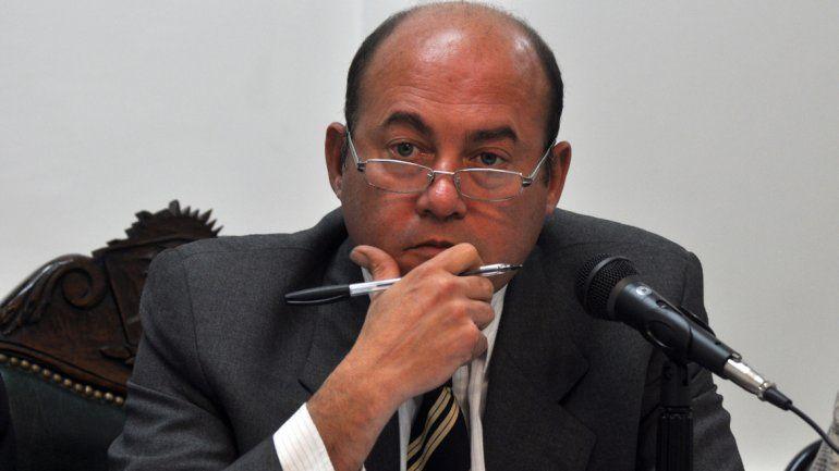 El magistrado Marcelo Muñoz confirmó que sufrió un accidente isquémico.