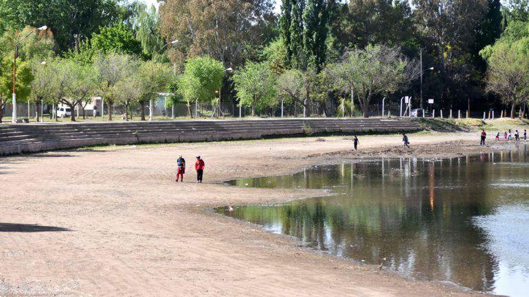 Los balnearios no recuperarán el nivel de agua