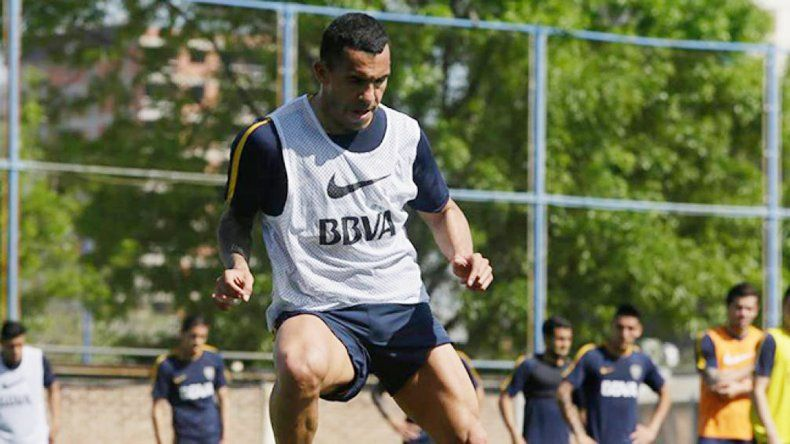 Tevez regresa contra Sarmiento luego de la expulsión de 3 fechas.