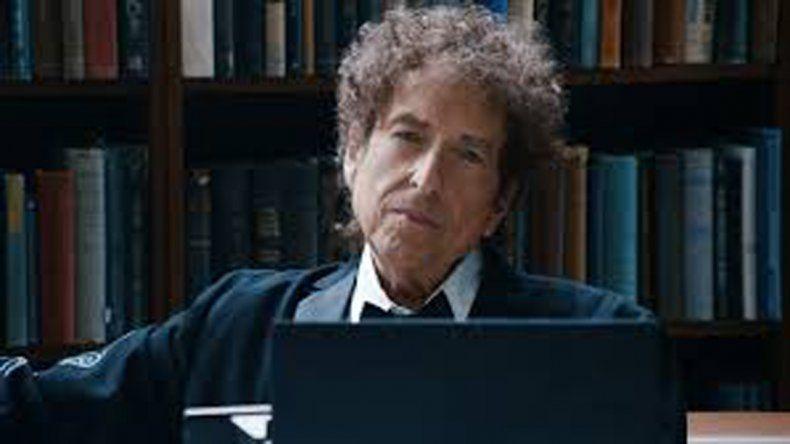 Le dieron a Bob Dylan el premio Nobel de Literatura