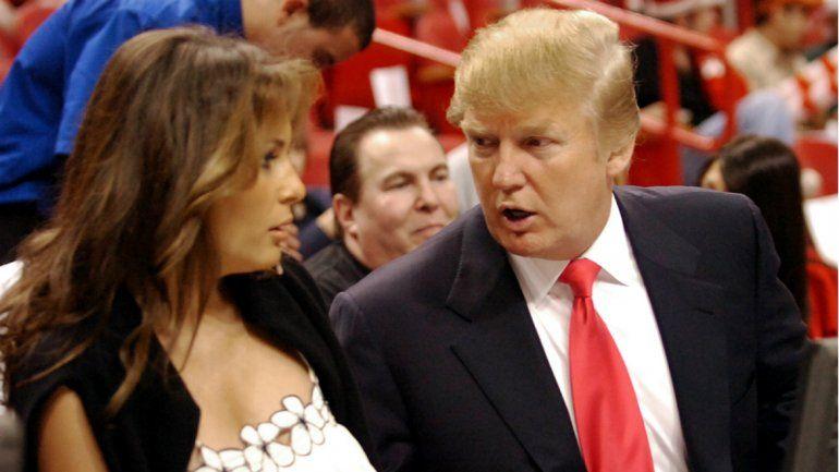 Varias mujeres acusaron a Trump de haberlas acosado en algún momento.