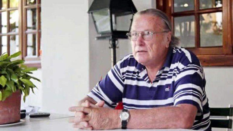 Dolor por la muerte del periodista deportivo Diego Bonadeo